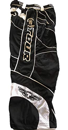 Tour Roller Hockey Spartan Pro Black Adult -