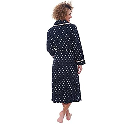 Alexander Del Rossa Womens Cotton Robe bb5f5db04