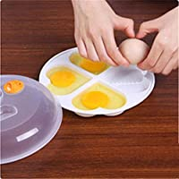 Huevo Furtivo Microondas Plato Humeante Desayuno Amor Huevo ...