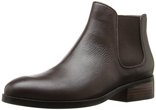 Cole Haan Women's Ferri Ankle Bootie, Chestnut, 9 B US (Chestnut Smooth Footwear)