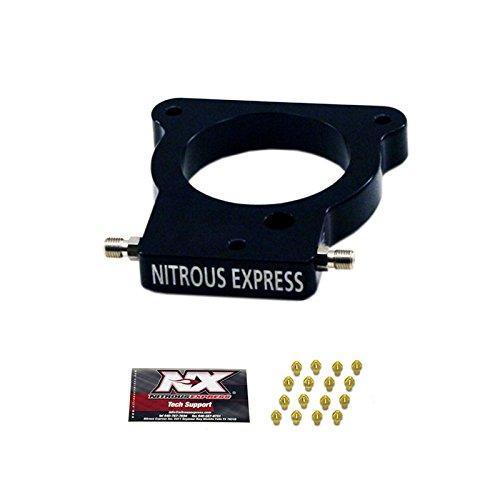 Nitrous Express NX935 EFI Plate Conversion GM LS 78MM 3 Bolt EFI Plate Conversion