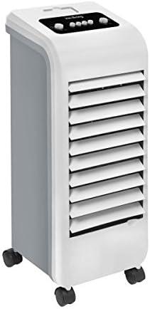 Aire acondicionado y ventilador portátil, tipo pingüino, 5 L ...