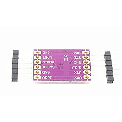 SMAKN AHRS 6DOF navigation module (AHRS sensor); TTL output,Ultra high precision, High stability, Kalman filter: Automotive