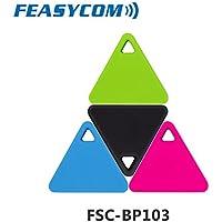 FeasyBeacon Mini Bluetooth 5.0 Proximity Beacon with Eddystone, iBeacon and AltBeacon,Android & Ios programmable