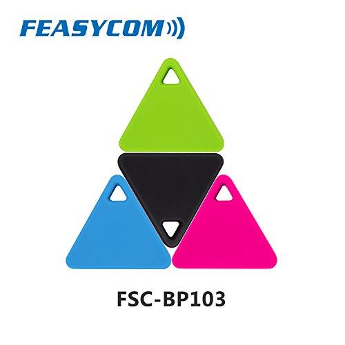 FeasyBeacon Mini Bluetooth 5.0 Proximity low energy Beacon with Eddystone, iBeacon and AltBeacon,Android & iOS programmable by Feasycom