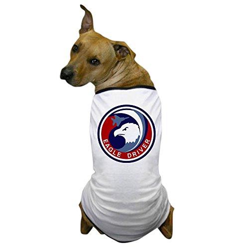 CafePress - F-15 Eagle - Dog T-Shirt, Pet Clothing, Funny Dog Costume