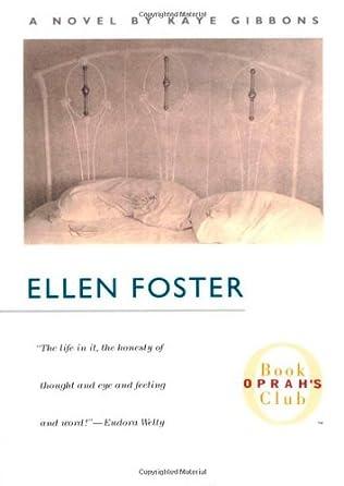 book cover of Ellen Foster