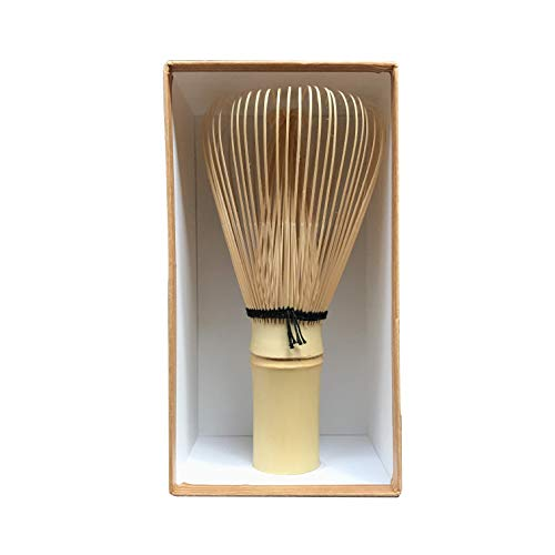 Nippon Cha - Bamboo Whisk (Chasen) - Matcha Tea Whisk for Matcha Tea Preparation - Traditional Matcha Whisk Durable and Sustainable by NIPPON CHA MADE (Image #1)