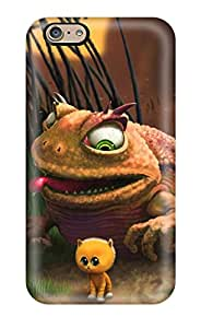 Myra Fraidin's Shop Best Hot Case Cover Protector For Iphone 6- Cat And Toad 5329602K71982777