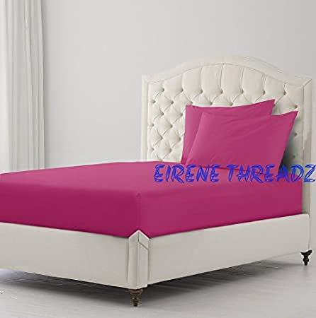 Eirene Threadz Bunk Bed Fitted Sheet Polycotton 2 Foot 6 Inch Small