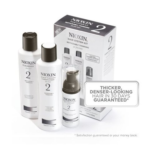 Hair System Kit 2 Noticeably Thinning Wella