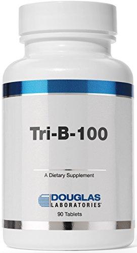 Douglas Laboratories Tri B 100 Vitamins Supplement
