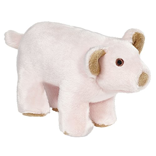 Fluff & Tuff Petey The Pig Dog Toy Review