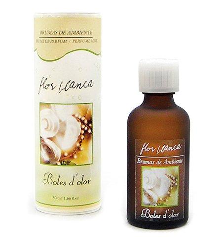 Recambio Brumas de Ambiente Esencia Aceite Perfumado Boles de Olor Boles DOlor Flor Blanca: Amazon.es: Hogar