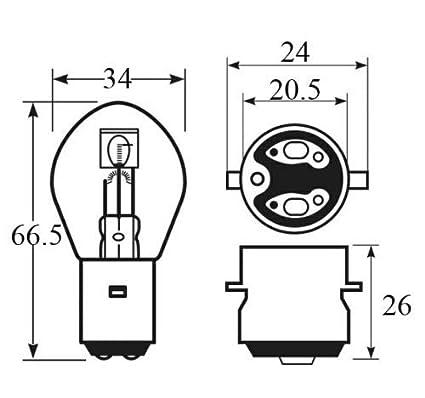 H6w Bulbs