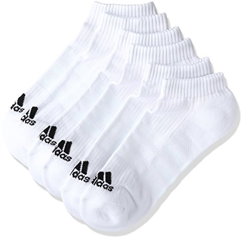 da paia Confezione N unisex di 3 bianco s calzini bianco bianco Hc3p Per 3s Adidas Hq81YY