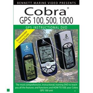 Bennett Marine Video N4050DVD DVD, Cobra Gps 100, 500, 1000 ()