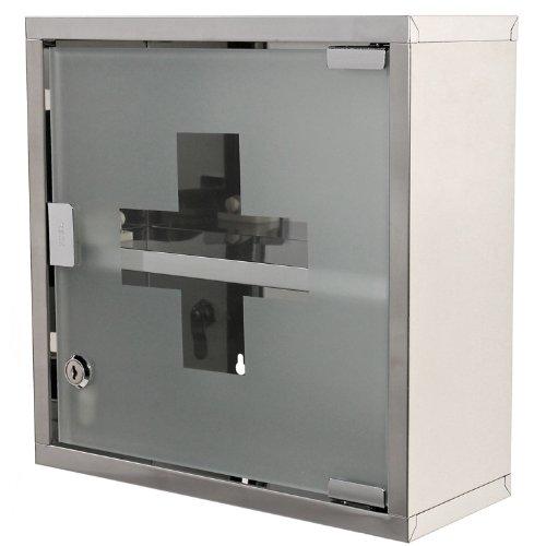 Gedy Gedy J035-13 Medicine Cabinet, 5″ L x 11.8″ W