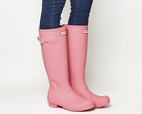 Hunter Women's Original Tall Wellington Boots, Pink - 7 F...