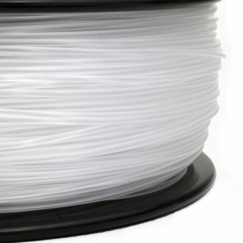 Gizmo Dorks 1.75mm PC Polycarbonate Filament 1kg / 2.2lbs for 3D Printers, Transparent