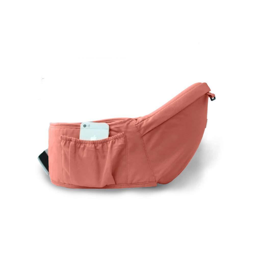 Mochila con asiento ajustable de la cadera del portador de beb/é de 3-36 meses azul G-Tree All Seasons 360 ergon/ómico Portabeb/és