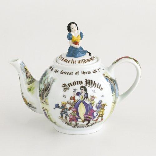 Paul Cardew Teapot - Snow White Teapot 18oz By Paul Cardew Design