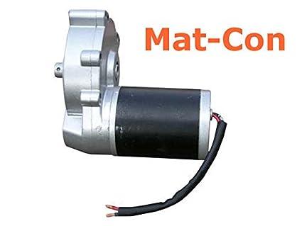 Eléctrico Engranaje Motor Engranaje dentado Engranaje S Motor de 180 W DC DC 12 V 8