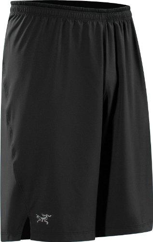 Arc'teryx Men's Incendo Long Shorts, Black, Medium