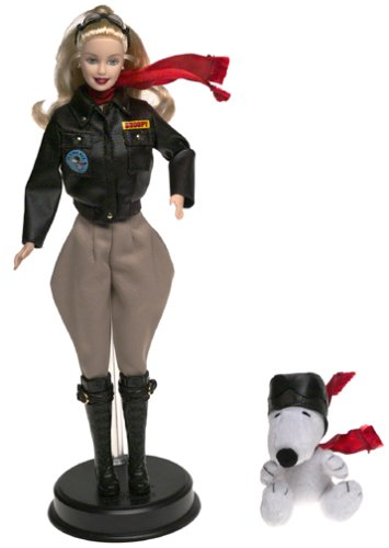 Barbie and Snoopy Collector Edition Doll (2001)
