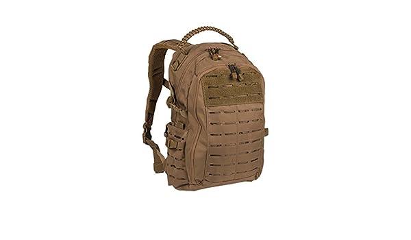 Amazon.com: Mil-Tec Mission Pack Laser Cut Small Dark Coyote: Transatlantic Trading Co.