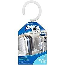 Ziploc Hanging Suit Bag