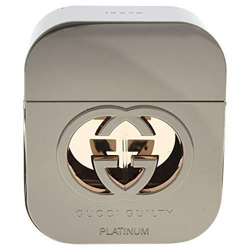 Gucci Guilty Platinum Edition Eau De Toilette Spray, 1.6 Ounce