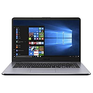 ASUS VivoBook 15 ( AMD Quad Core R5-2500 /4 GB /1TB / 15.6″ FHD/ Windows 10 )  X505ZA- EJ505T (Dark Grey /1.6 kg)