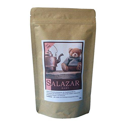 Salazar Baby Stilltee 250g Aromapack | mit Bockshornkleesamen | unterstützt die Milchbildung und beruhigt den Magen