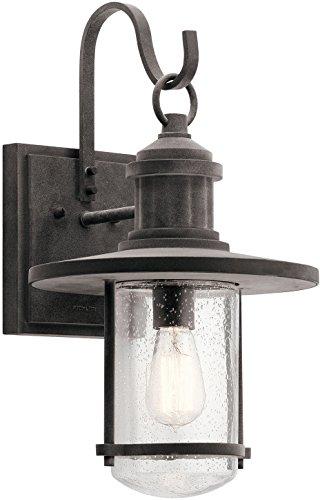 X-large Outdoor Wall Fixture - 8