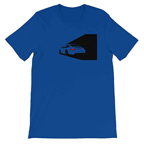 Porsche Shift 911 (Shift Shirts Wide Hips - Porsche 911 Carrera GTS (997.2) Inspired Unisex T-Shirt)