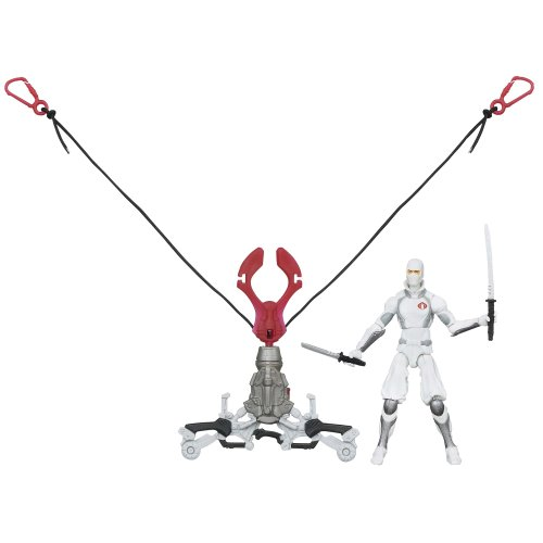 G.I. Joe Retaliation Storm Shadow Action Figure (Gi Joe Weapons)
