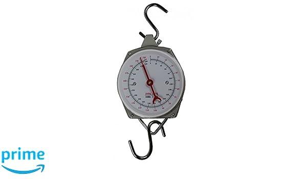 benson 008621 manecillas rápido - Báscula Colgante de Muelle hasta 200 kg: Amazon.es: Deportes y aire libre