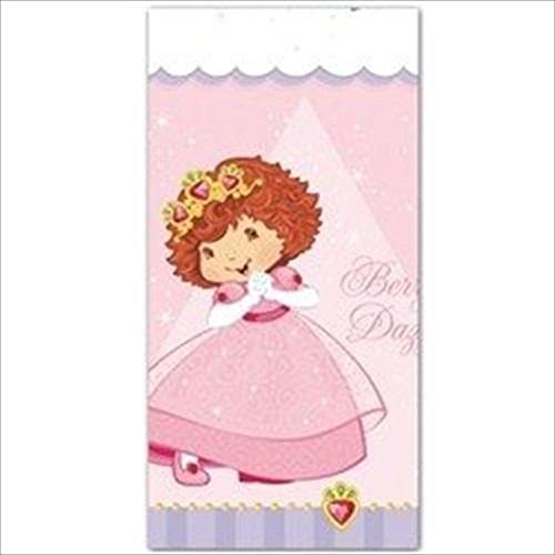 (Designware Strawberry Shortcake 'Berry Princess' Plastic Table Cover (1ct))