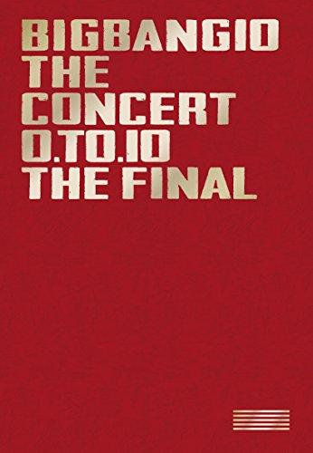 BIGBANG / BIGBANG10 THE CONCERT:0.TO.10 -THE FINAL- [DELUXE EDITION][初回限定版]