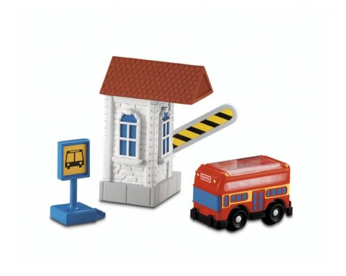 Fisher Price Geo Trax Rail & Road System: Highview Tours
