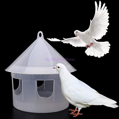 Professional Pigeons Feeder Bird Drinker With Handle Hanging Loop Water Pot Food, Bird Water Dispenser - Chicken Waterer, Water Feeders, Pigeons In Pet Supplies, Birds In Bird Feeders, L Bird by KLING'S