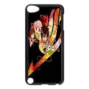 iPod Touch 5 Case Black Fairy Tail GYE