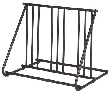 Graber Mighty Mite Parking Stand: Holds 6 Bikes Grabber 6210