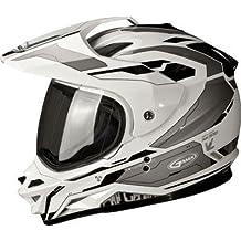 Gmax G5111018 TC-15 GM11D Dual Sport Helmet