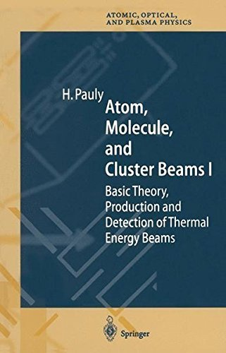 Download Atom, Molecule, and Cluster Beams I: Basic Theory, Production and Detection of Thermal Energy Beams (Springer Series on Atomic, Optical, and Plasma Physics) Pdf