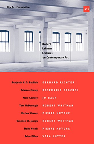 Robert Lehman Lectures on Contemporary Art No. 5