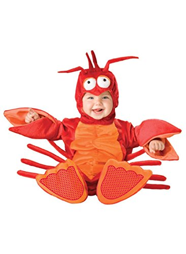 Lil' Lobster Infant/Toddler Halloween Costume