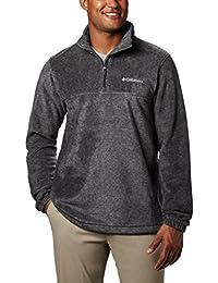 Men's Steens Mountain Half Zip Soft Fleece Jacket