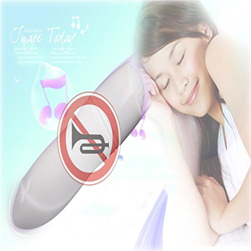 Usstore 1PC stimulation climax bullet Vibrator Massager Kitty Sex toy For Adult Female Women Gift (White)